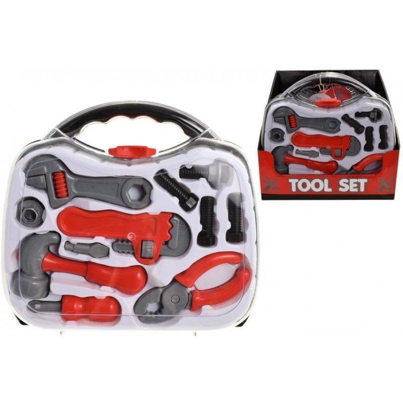 Doctor Set or Tool Set DIY For Kids Carry Case
