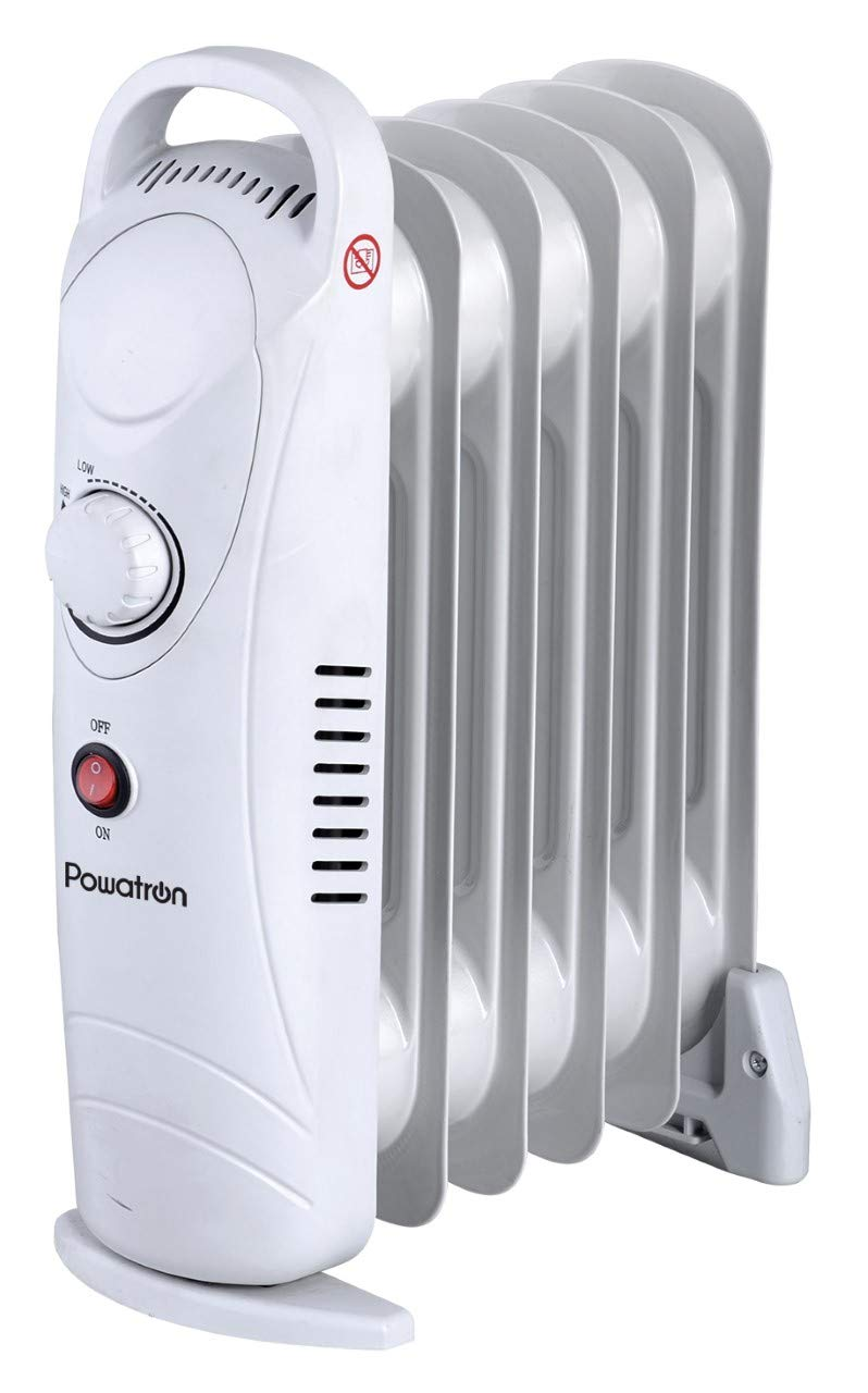 800W OIL HEATER WITH FREE 24 HOUR TIMER
