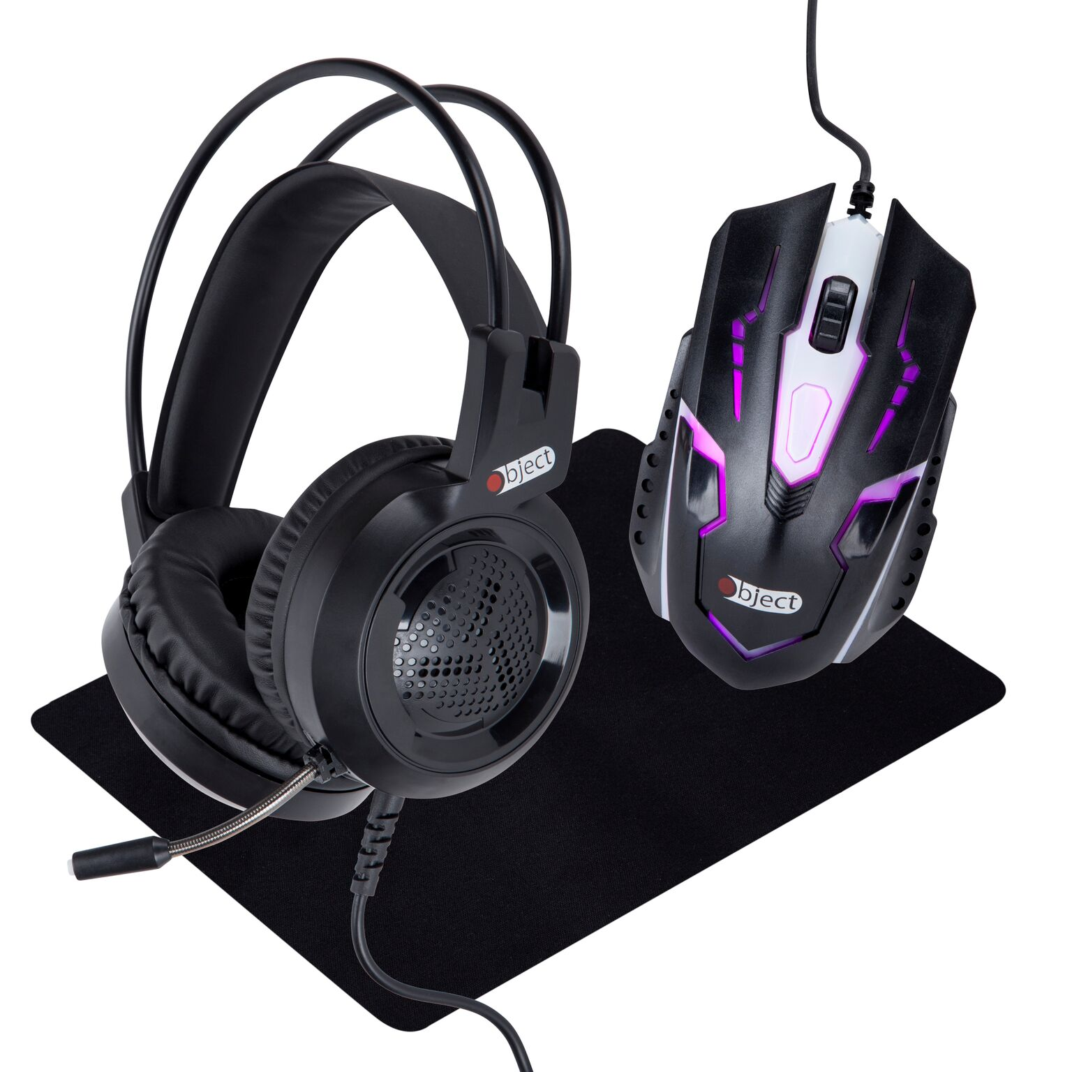 Professional Gaming Headset LED Headphone With Mic For PS4 Xbox One NS 3DS PC