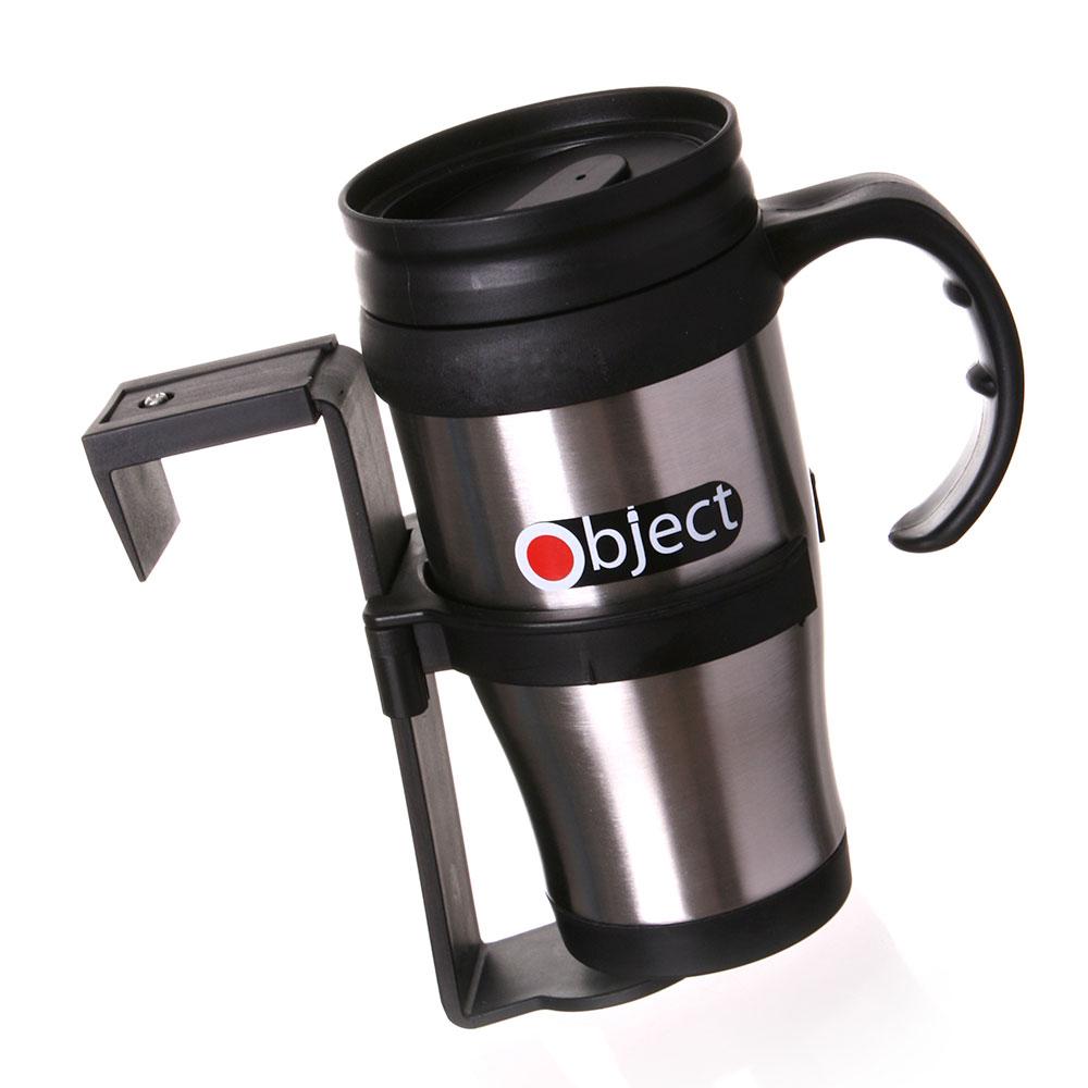 Stainless Steel Travel Mug 350ml